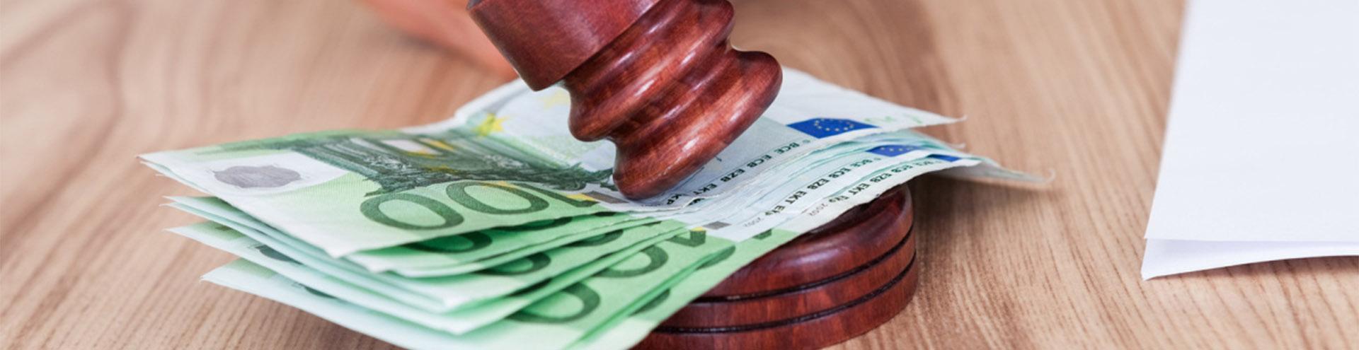 судебные расходы в Липецке